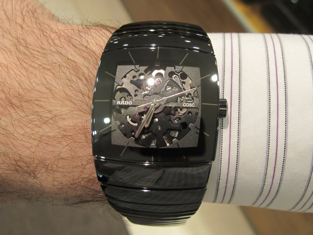 New Rado Sintra XXL Skeleton Chronometer Replica Watch