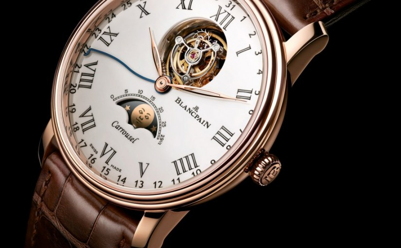 Blancpain Villeret Carrousel Moon Phase Best Replica Watch Review