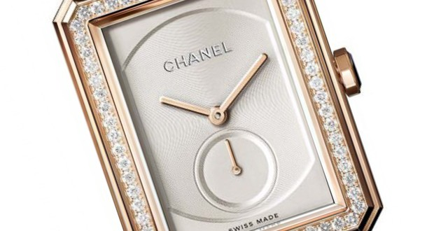 Chanel Boy.Friend Replica Lady 's Watch Review