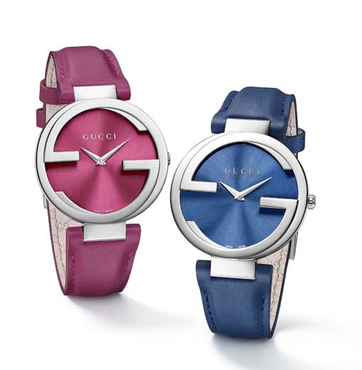 High Quality Gucci Interlocking G Replica Watches For Women