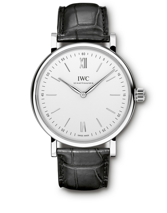 Portofino Hand-Wound Pure Classic With IWC Engravings Replica Watch