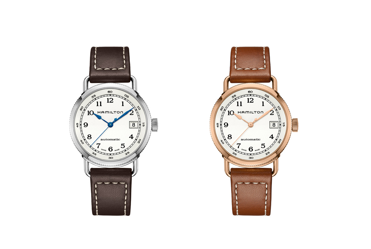Preview Hamilton Novelties Replica Watches for 2016