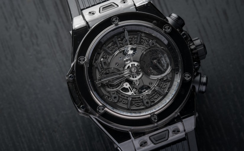 Hublot Lauches The 'Big Bang Unico Sapphire All Black' Replica Watch