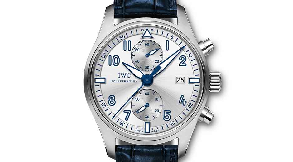 Celebrate The IWC Big Pilot Chronograph Spitfire Replica Limited Edition