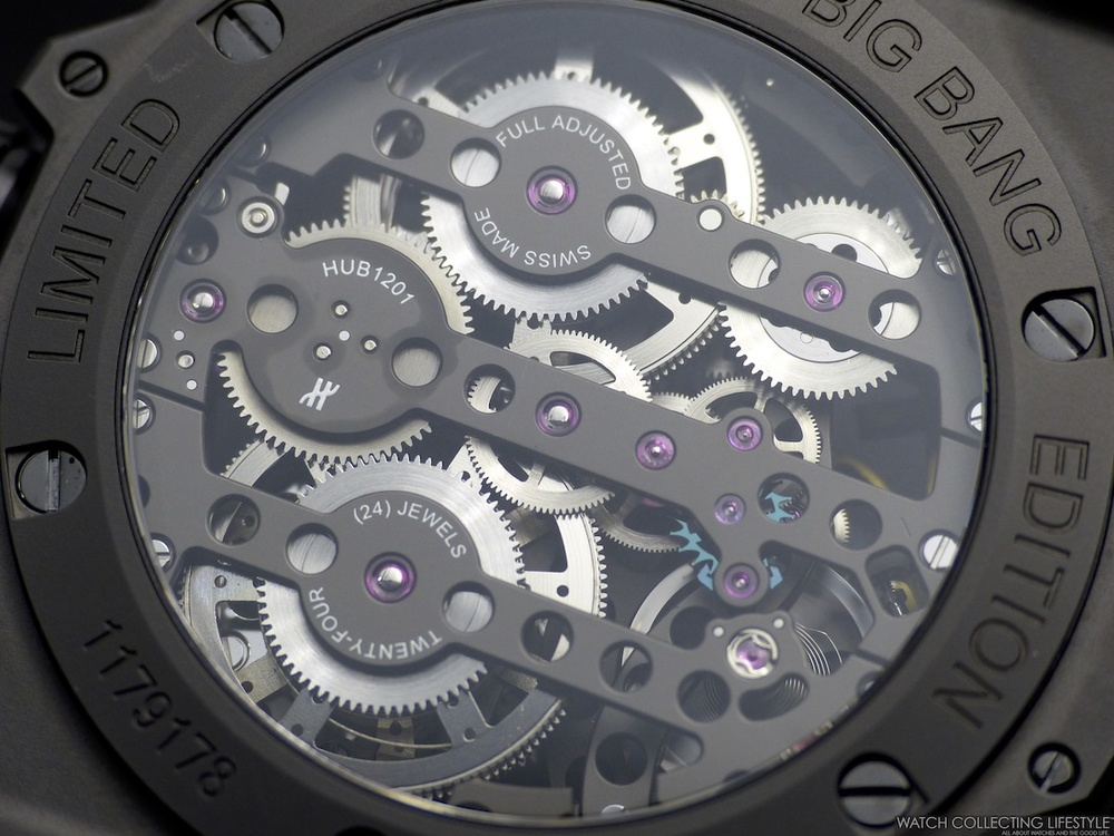 Introducing The New Hublot Big Bang MECA-10 All Black Replica Watches