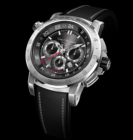 Introducing The Carl F. Bucherer Patravi TravelTec II Mens Replica