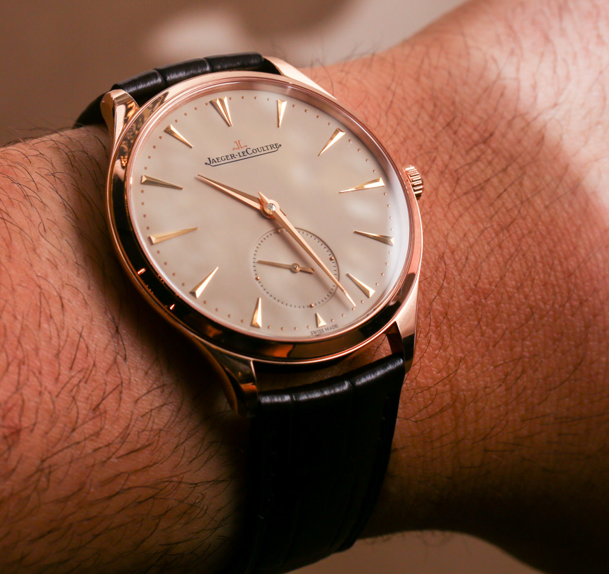 Take A Look At The Jaeger-LeCoultre Master Ultra Thin Mens Replica Watches
