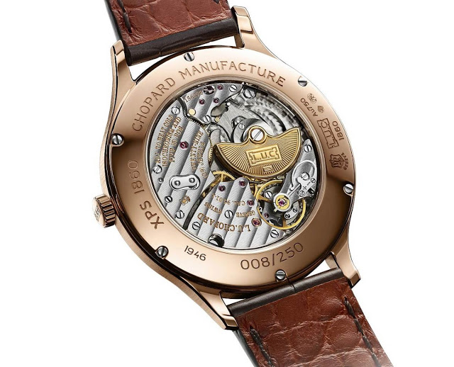 A Luxurious Version Of Chopard L.U.C XPS 1860 Replica