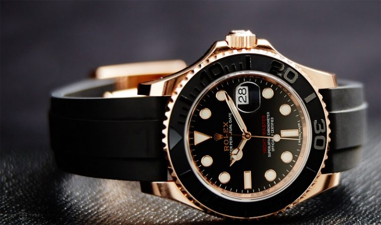 A Review Of Rolex Yacht-Master Everose Men's Replica