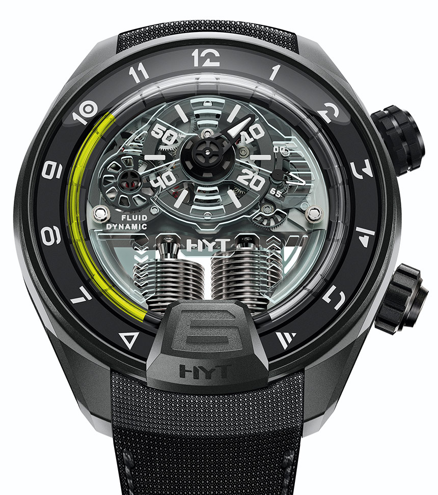 Take A Look At The HYT H4 Neo Men's Watch