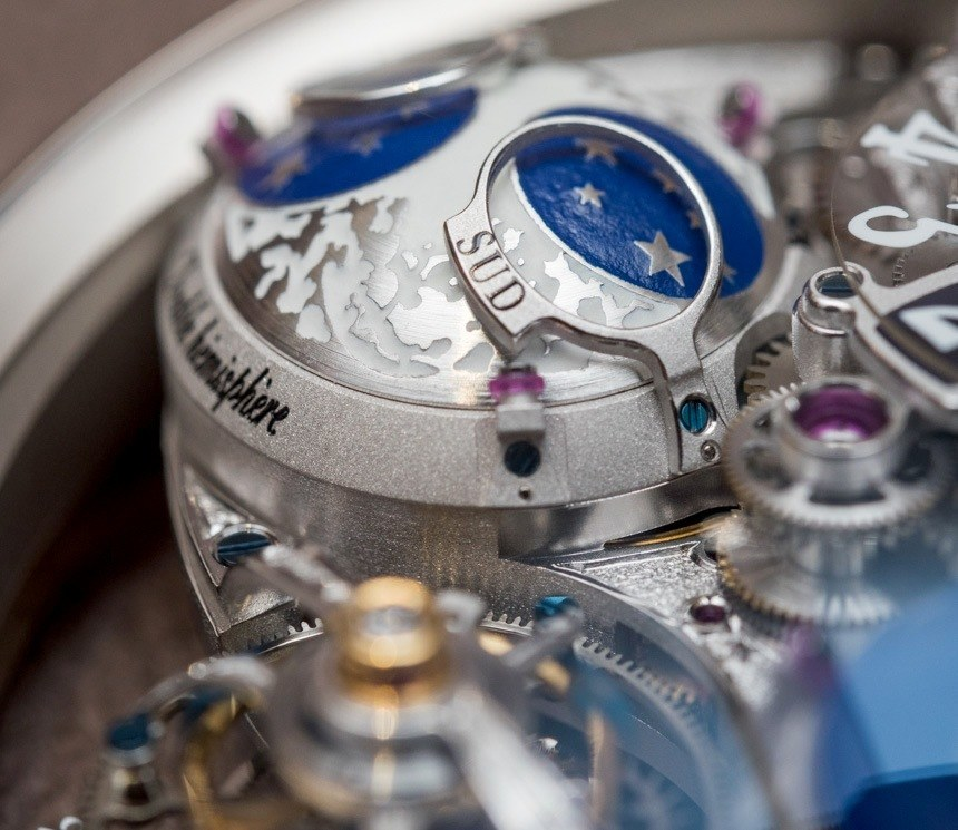 Bovet Recital 18 Shooting Star Watch Hands-On Hands-On