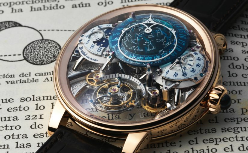 Bovet Récital 20 Astérium Watch Replica Wholesale