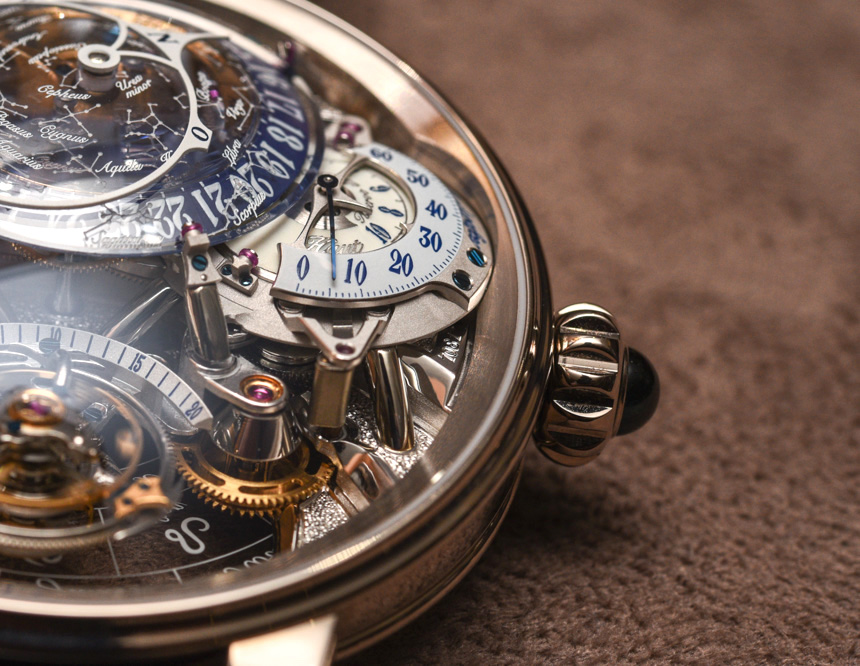 Bovet Récital 20 Astérium Watch Hands-On Hands-On