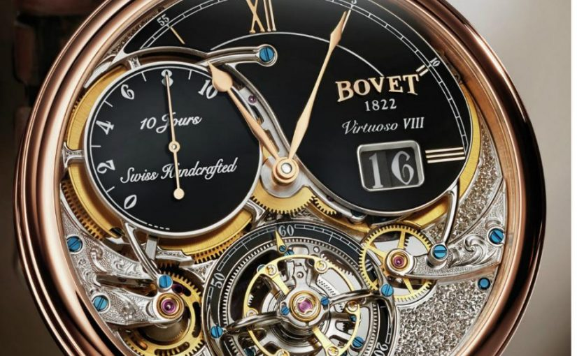 Bovet Virtuoso VIII 10-Day Flying Tourbillon Big Date Watch Replica Guide Trusted Dealers