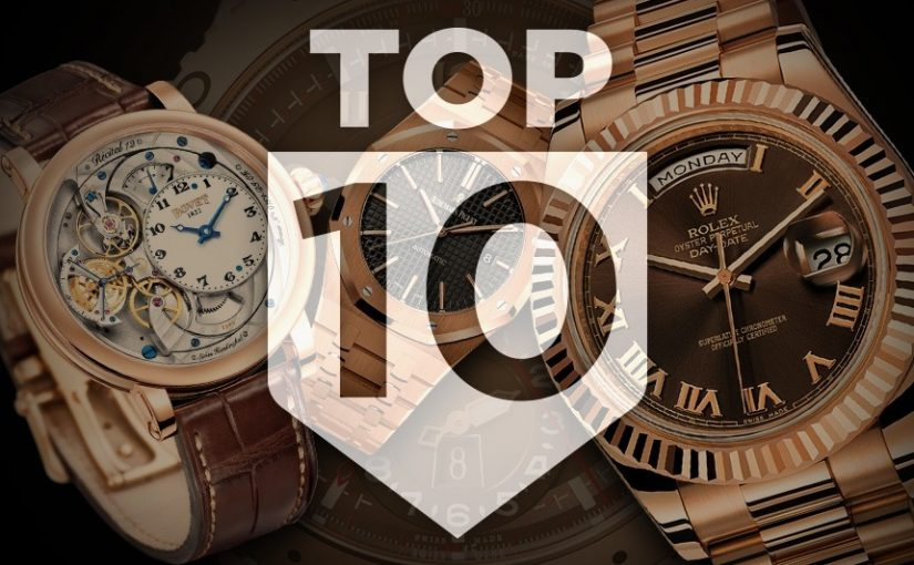 Top 10 Gold Watches Replica Wholesale Suppliers
