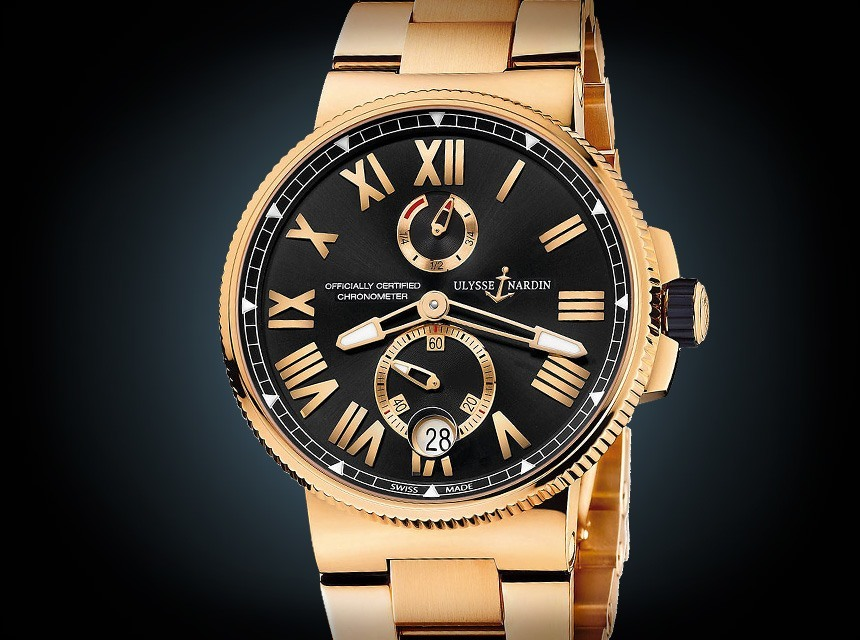 Top 10 Gold Watches ABTW Editors' Lists