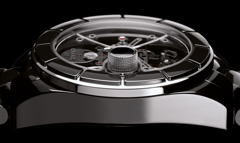 Recalling A Modern Exotic: Chanel Watches Brisbane Replica J12 Rétrograde Mystérieuse Tourbillon Watch Featured Articles