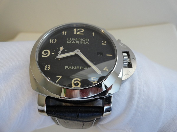 Panerai Luminor Marina Replica Watch Video Review