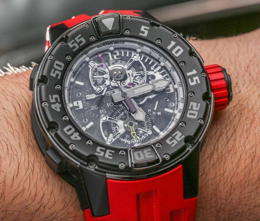 Richard-Mille-RM025-Tourbillon-Chronograph-Diver-1