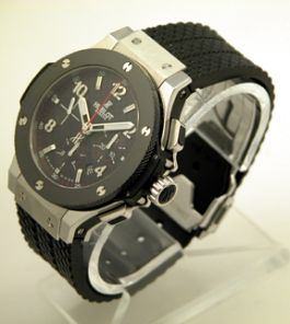Hublot Big Bang Steel watch
