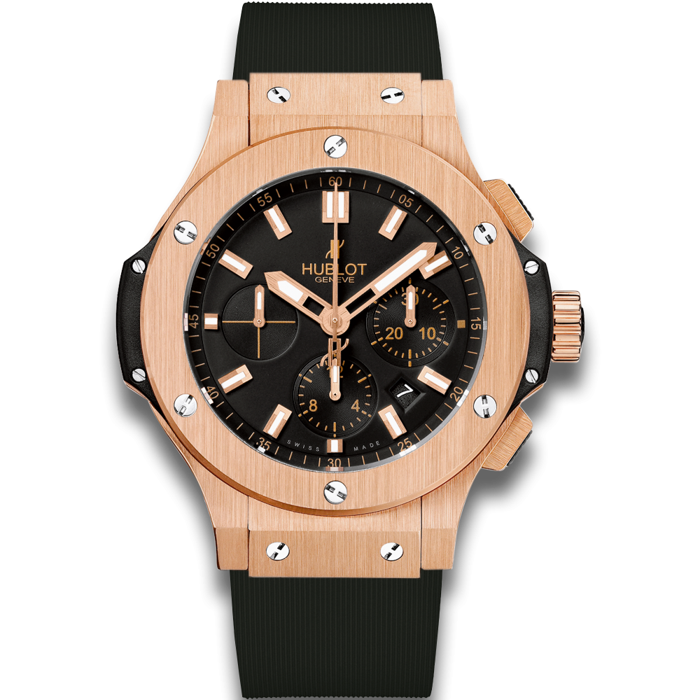 Hublot Big Bang rose gold watch