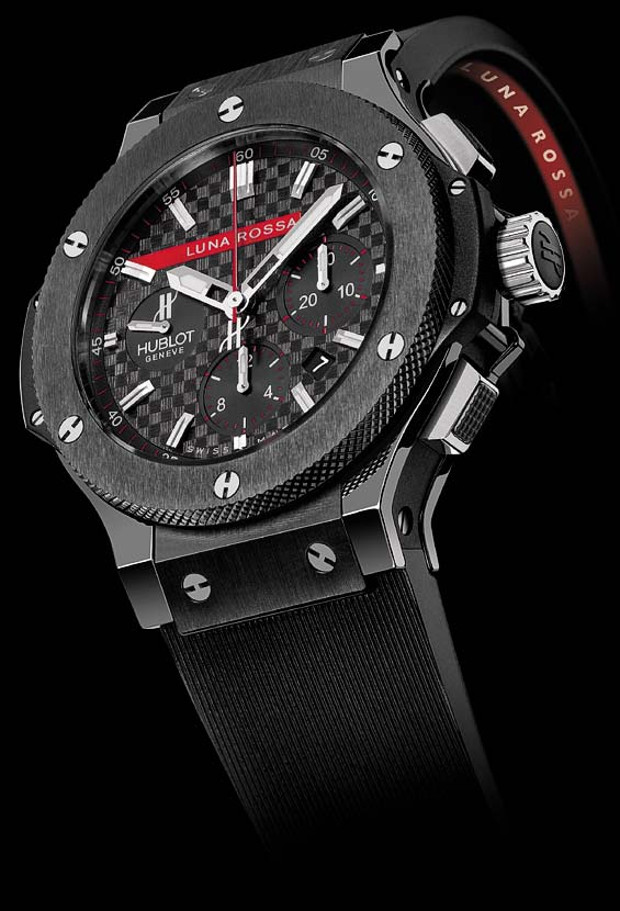 Hublot Luna Rossa Watch HUB44-8