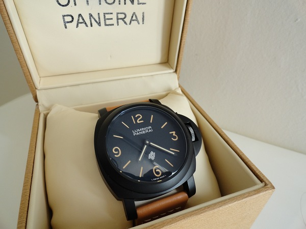 Panerai-Luminor-Ceramica-Replica-Watch
