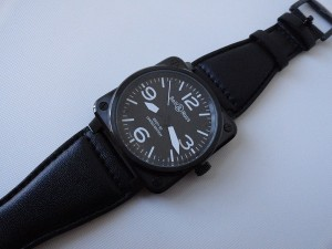 Top 3 Bell & Ross Carbon Replica Watches Reviews