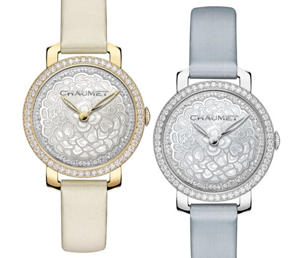 Replica Chaumet – Hortensia, precious watches
