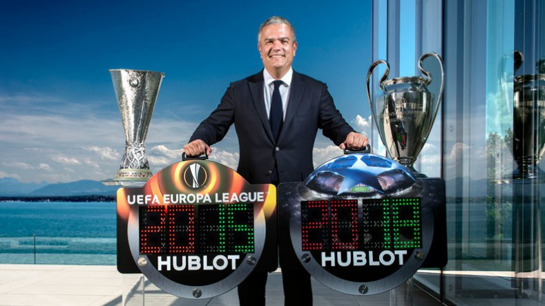 Replica Hublot – Official Watch for the UEFA Champions League
