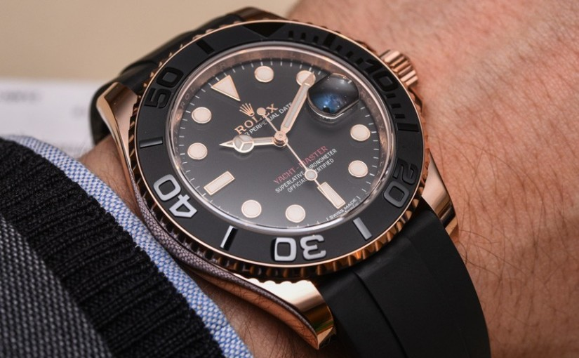 Rolex Yacht-Master Replica Watch Review
