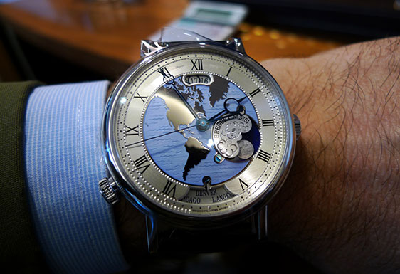 Breguet Classique Hora Mundi Replica Watch Review