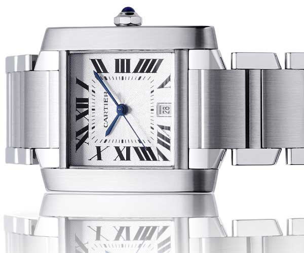 Cartier Tankissime Replica Watches With High Quality