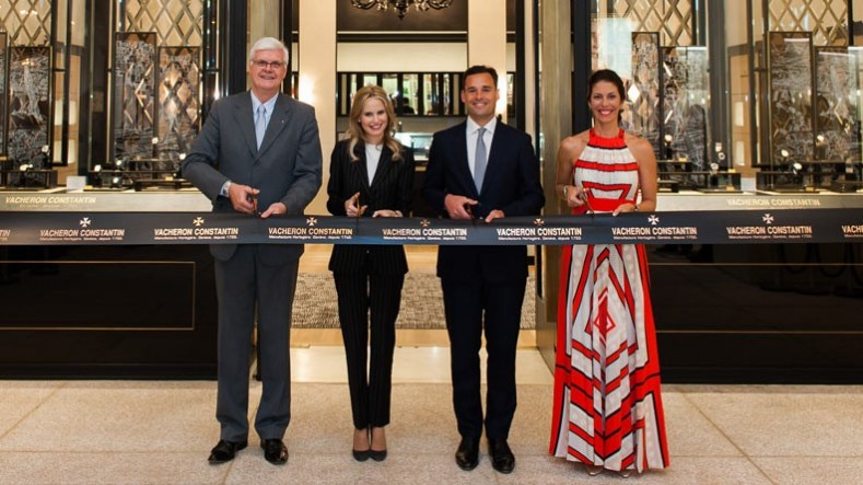 Replica Vacheron Constantin – First Latin American boutique in Paulo