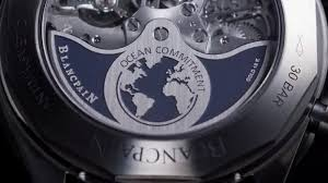 Blancpain Ocean Commitment Bathyscaphe Chronographe Flyback Replica Watch Introducing