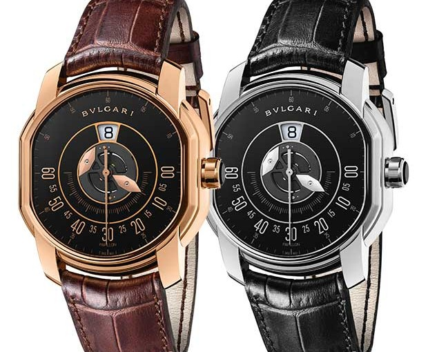 Bulgari Papillon Heure Sautante Replica Watch Releases