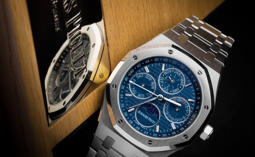 Review 2015 Audemars Piguet Royal Oak Perpetual Calendar Series