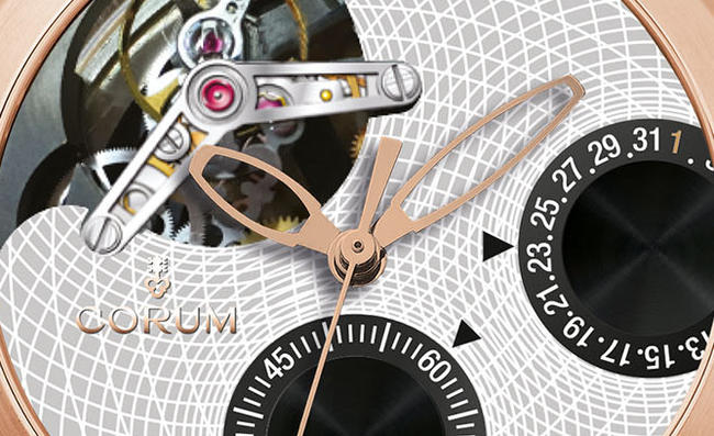 Corum Launches The Most Complicated Bubble Tourbillon Replica Watches