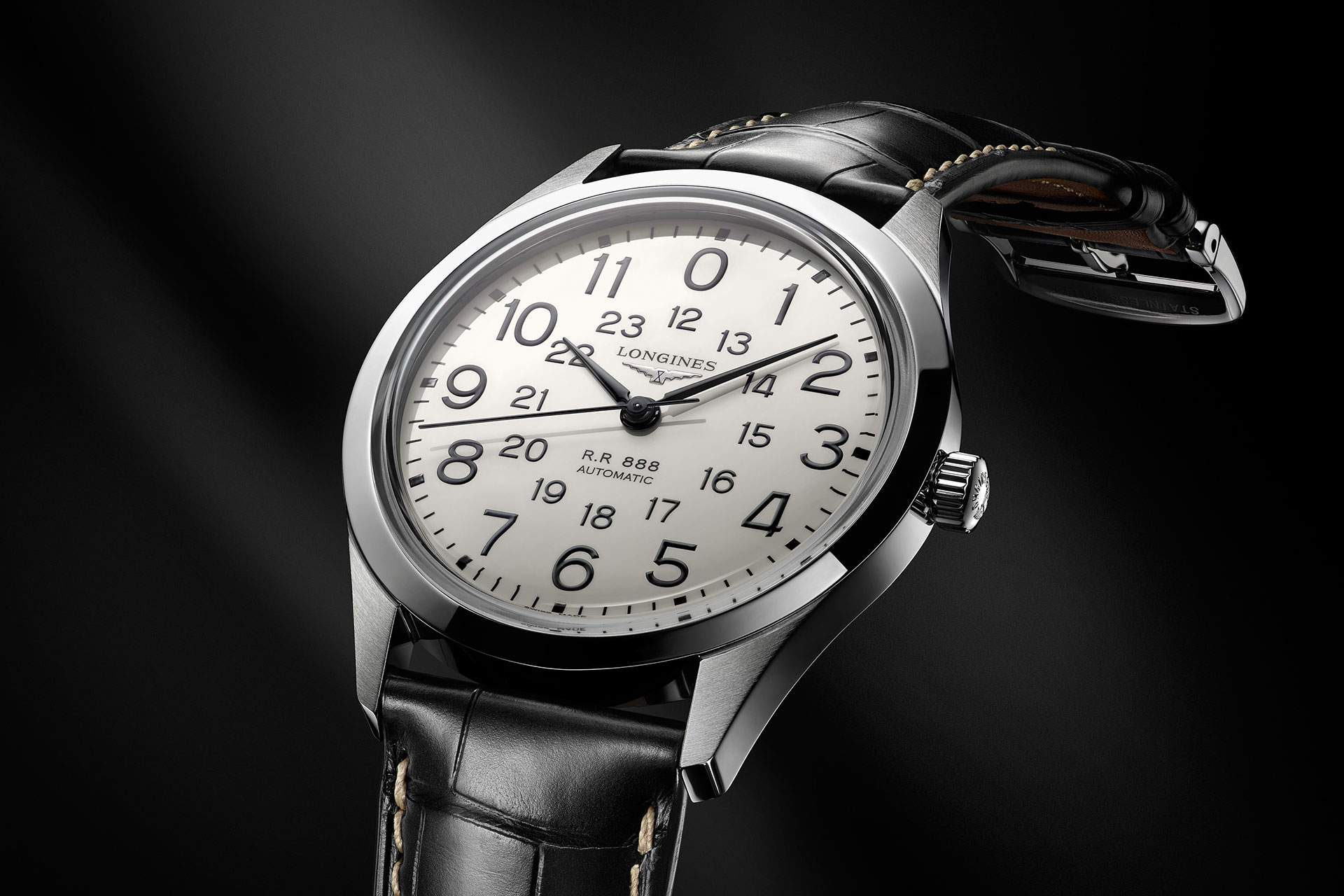 Choose The Affordable Practical Longines Railroad Replica Watch