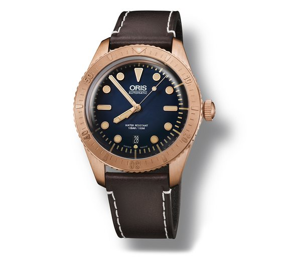 Closer Look At The Casual Sporty Oris Carl Brashear Limited Edition Replica Watch