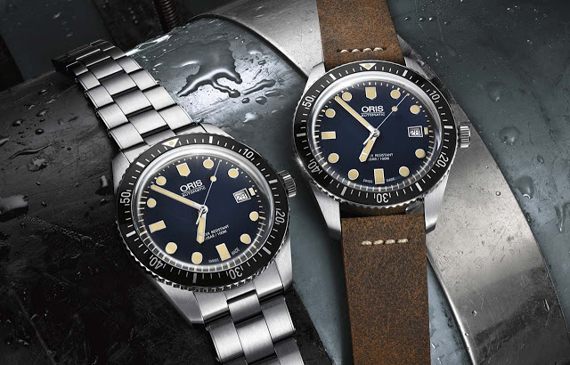 Detailed Review With The Oris Vintage Divers Sixty-Five Collection 42 mm Replica