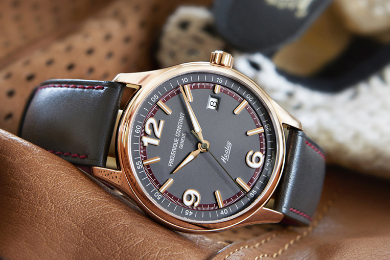 Take A Look At The Frederique Constant Vintage Rally 40mm Replica