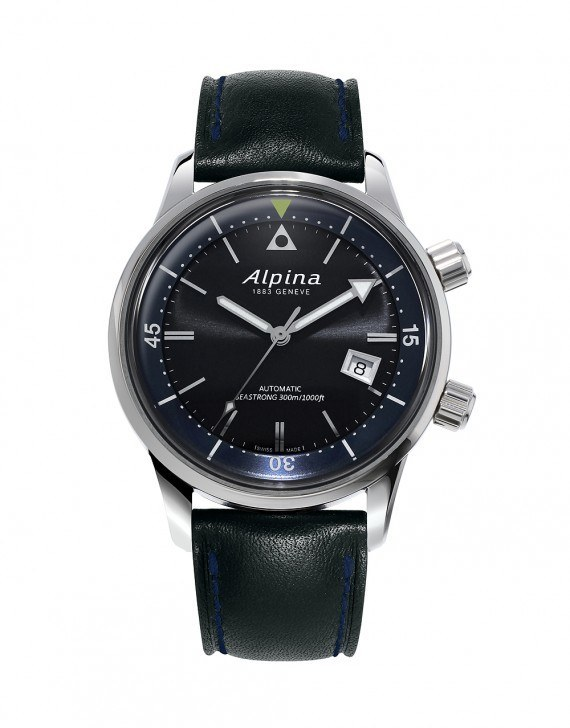 Take A Look At The Alpina Seastrong Diver Heritage Replica