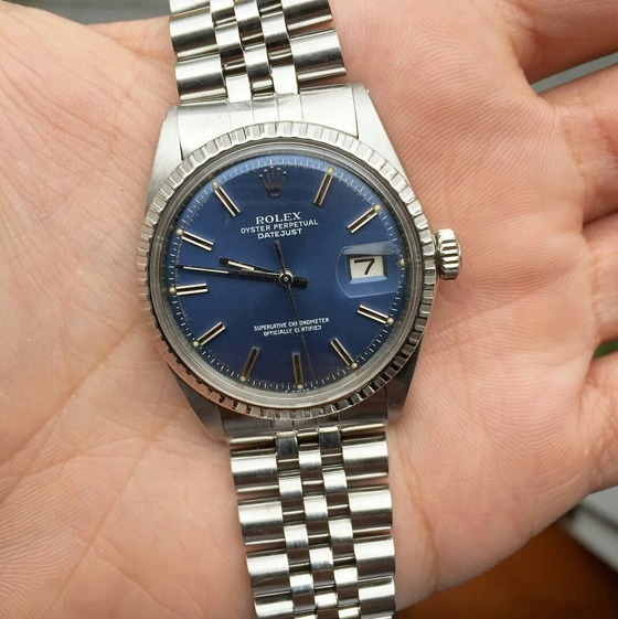 Hands-on With Rolex Oyster Perpetual Datejust Mens Replica