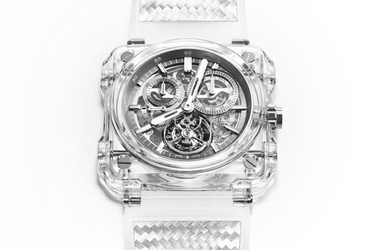 Bell & Ross BR-X1 Tourbillon Sapphire Men's Replica On Discount