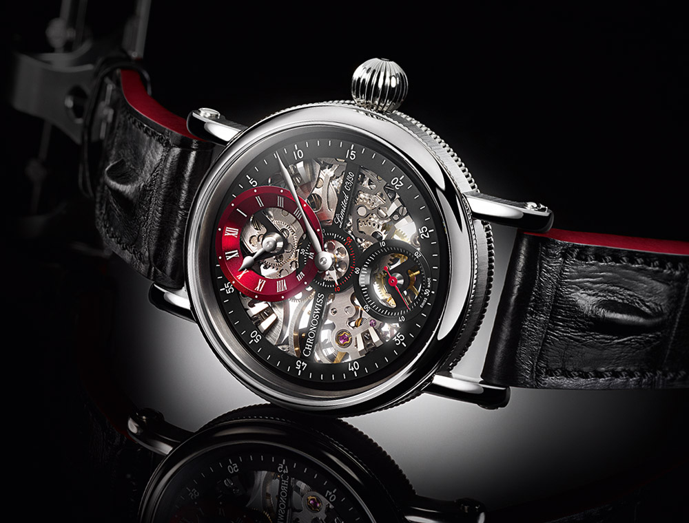 Chronoswiss Sirius Flying Grand Regulator Skeleton Replica On Discount
