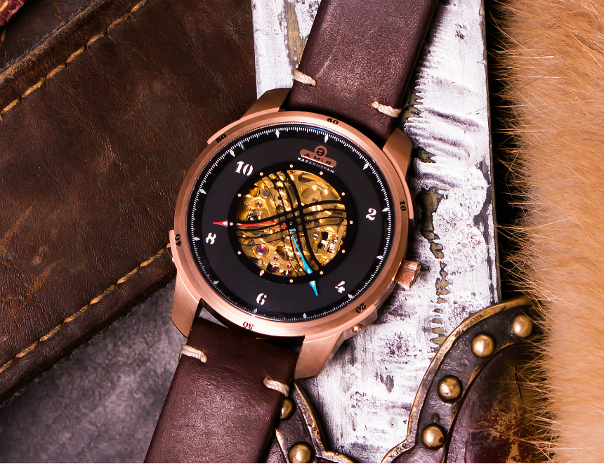 Take A Look At The Amir Nomadic Empires Collection Men's Replica Watches