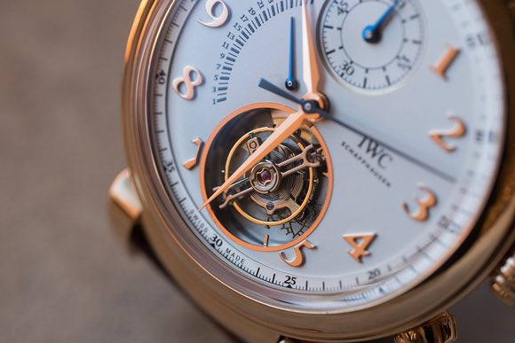 Hands-On With IWC Da Vinci Tourbillon Chronograph Replica Watches